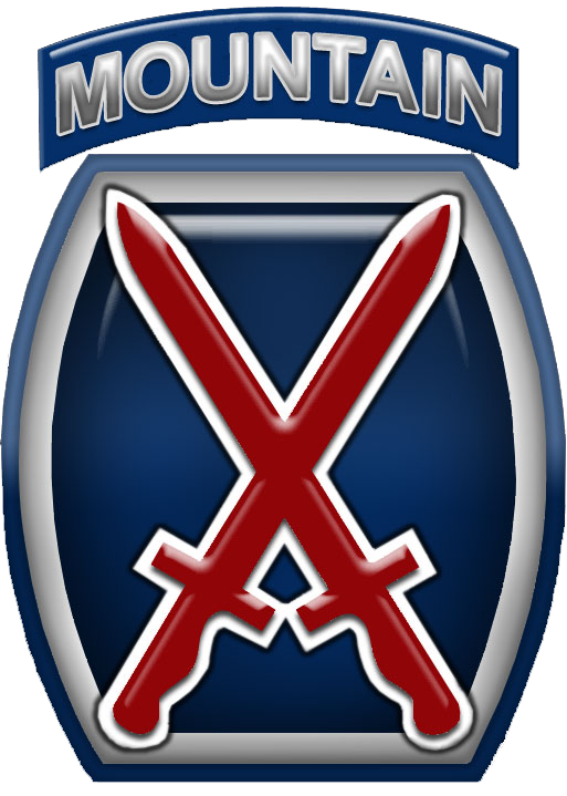 10th mountain division (light infantry) and fort drum