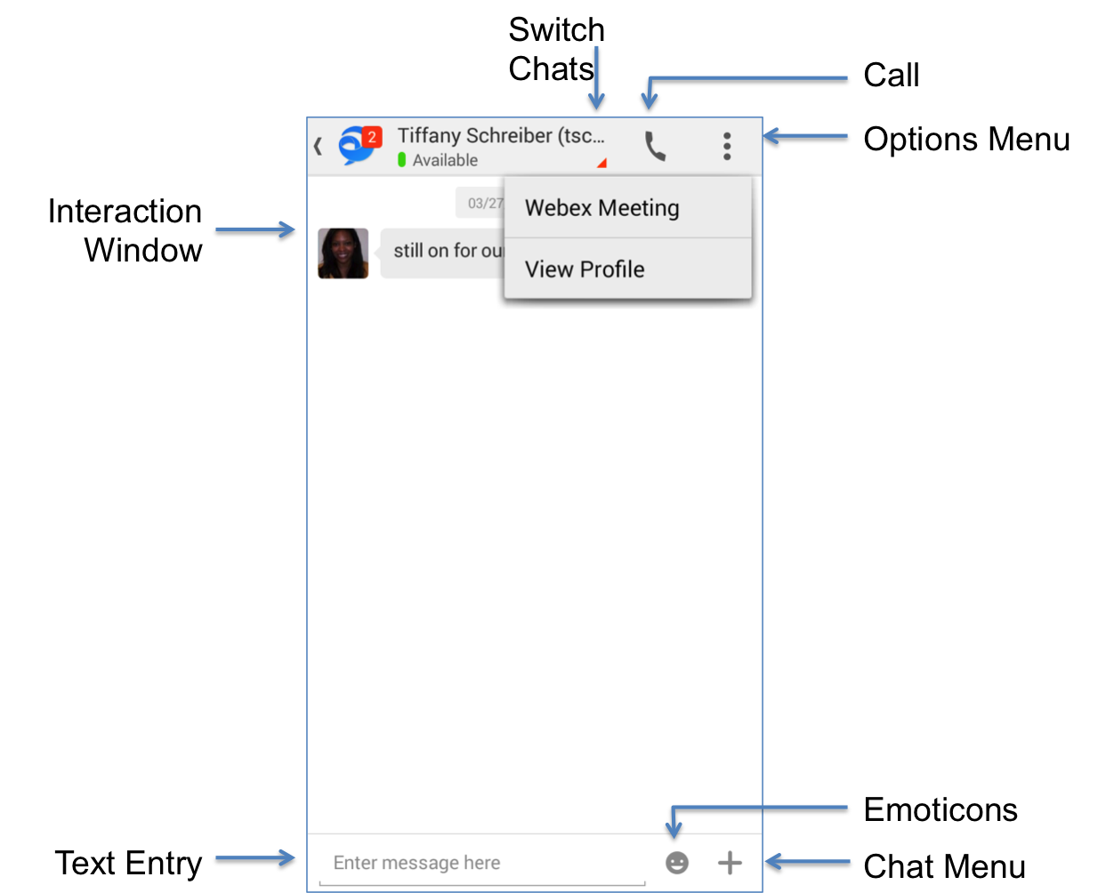 Cisco Jabber Mobile for Android Getting Started Guide