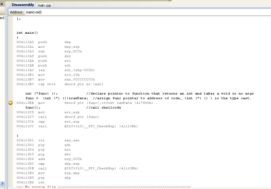 Here is a basic helloworld asm program in x86 assembly
