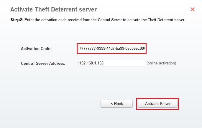 63 1Upgrade Theft Deterrent server - Intel® Education